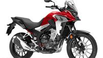 """Adventure Touring nhà Honda CB500X ra mắt thêm bộ màu mới """"bảnh chọe"""" hơn"""