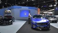 """Đội hình siêu đã mắt của Maserati tại Bangkok Motor Show 2020, """"nhạc trưởng"""" là 2 chiếc Levante cực hiếm"""