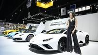 Siêu xe Lamborghini Huracan EVO RWD Spyder đầu tiên đến Thái Lan với giá bán 16 tỷ đồng