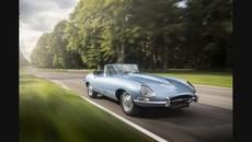 "Xe điện Jaguar Zero E cực ""độc"""