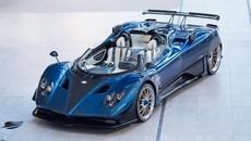 Siêu xe lạ Pagani Zonda HP Barchetta