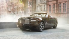 Rolls-Royce Dawn Mayfair Edition