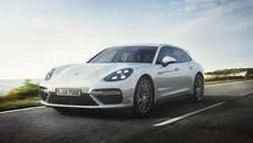 Porsche Panamera Turbo Sport Turismo 2018