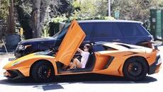 Bộ sưu tập siêu xe của Kylie Jenner - em gái Kim Kardashian