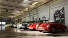 Khám phá nhà kho bí mật chứa những chiếc Porsche cực hiếm