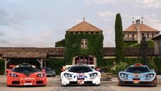 Bộ sưu tập siêu xe của đại gia sở hữu chiếc Rolls-Royce đắt nhất thế giới