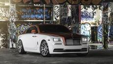 """Roll-Royce Wraith độ """"độc"""""""