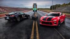Những mẫu xe đặc biệt của Chevrolet tại SEMA 2017