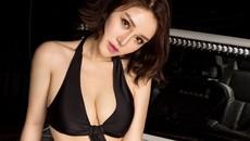 Rửa mắt đầu tuần với bộ ảnh khoe thân thể gợi cảm của người mẫu Vương Nhĩ Lâm