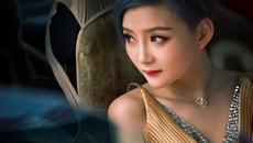 Ngắm hot girl A Chước tạo dáng thiết tha, xinh như tiên nữ bên Volkswagen Beetle