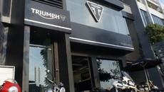 Triumph khai trương đại lý chính hãng ở Hà Nội: Công bố giá bán hàng loạt xe và hỗ trợ cả xe không chính hãng