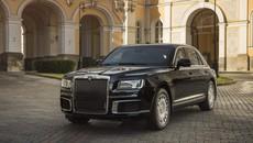"""Aurus Senat - """"Rolls-Royce của người Nga"""" - cháy hàng trong 2 năm 2019 và 2020"""