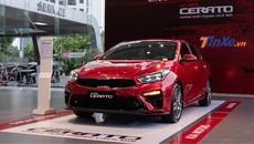 Đánh giá nhanh Kia Cerato 2019: Sedan hạng C đẹp ngỡ xe hạng D