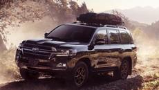 """Toyota tung ra phiên bản """"di sản"""" của SUV biểu tượng Land Cruiser"""