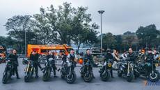 Sớm mồng 1 Tết Kỷ Hợi cùng team Leoncino và các biker Hà Nội