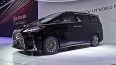 """Đánh giá nhanh Lexus LM 2019 - phiên bản sang hơn của """"chuyên cơ mặt đất"""" Toyota Alphard"""