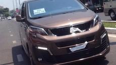 Bắt gặp Peugeot Traveller chạy thử trên đường tại Đà Nẵng, ngày ra mắt không còn xa