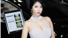 Thỏa sức chiêm ngưỡng những người mẫu Hàn Quốc đẹp tuyệt trần ở Seoul Motor Show 2019