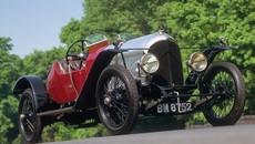 Nhìn cận cảnh chiếc Bentley cổ nhất còn sống sót trên thế giới