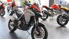 """Đánh giá nhanh Ducati Multistrada 1260 Enduro 2019 - Mô tô """"phượt"""" dành cho các biker thích khám phá"""