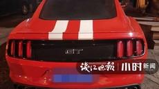 Trung Quốc: Thanh niên lấy đá cào xước xe Ford Mustang GT chỉ vì ghen ghét