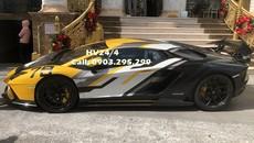 Đánh giá gói độ hơn 1,5 tỷ đồng của chiếc Lamborghini Aventador S độc nhất Việt Nam
