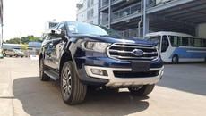 Sau Ranger, Ford Everest tại Việt Nam cũng có bản nâng cấp nhẹ, giá gần như không đổi