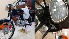 Giật mình với xế cổ Honda CD50 Benly có giá hơn 800 triệu đồng