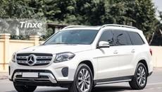 Sau gần 4 năm sử dụng, Mercedes-Benz GLS 400 2016 rớt giá tới gần 900 triệu đồng