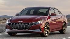 Đánh giá nhanh Hyundai Elantra 2021: Thiết kế và trang bị sang trọng hơn, đe dọa Honda Civic