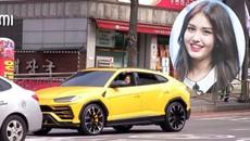 Nữ thần tượng 19 tuổi gây bất ngờ khi sở hữu siêu xe Lamborghini Urus trị giá gần 5 tỷ đồng