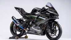 """Chưa chính thức bán ra thị trường, Kawasaki ZX-25R đã có phiên bản trường đua đầy """"ma lực"""""""