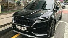 Kia Sedona 2021 lộ thông số động cơ trước khi ra mắt vào tuần sau