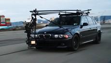 Gặp gỡ chiếc BMW M5 chuyên được dùng để chạy theo siêu xe trên các phim trường