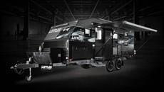 Lotus Caravans Off Grid 2020 - Xe moóc cắm trại sang trọng, tiện nghi như ở nhà