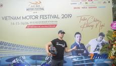 MC Anh Tuấn và những cảm xúc tại Đại hội Mô tô Việt Nam 2019