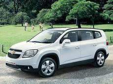 Chevrolet Orlando âm thầm bổ sung phiên bản mới tại Việt Nam