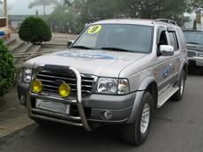 Xe lắp cản bảo vệ sẽ bị phạt và không được đăng kiểm
