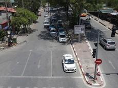 Phạt đến 1,2 triệu đồng đối với ô tô dừng chỗ mát chờ đèn đỏ