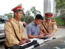 Các hành vi bị xử phạt lên đến 20 triệu đồng đối với người điều khiển ô tô
