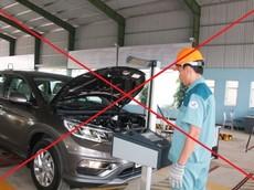 4 lý do khiến xe ô tô bị từ chối đăng kiểm