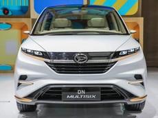 Daihatsu DN Multisix - anh em mới của Toyota Avanza
