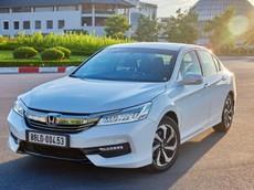 Honda Accord và CR-V giảm tới gần 200 triệu đồng tại Việt Nam