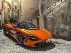 McLaren Spider 570S và 720S