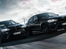 BMW Black Fire X5 và X6 M