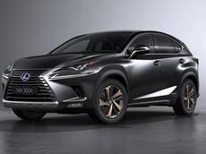 Lexus NX 300h Facelift 2018
