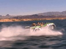 Xe hơi Panther lướt sóng