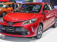 Đánh giá xe Toyota Vios 2017: Ông vua doanh số tại Việt Nam