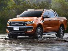 Đánh giá xe Ford Ranger 2016: Quán quân phân khúc xe bán tải