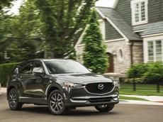 Đánh giá xe Mazda CX-5 2017: SUV bình dân đạt chuẩn an toàn 5 sao
